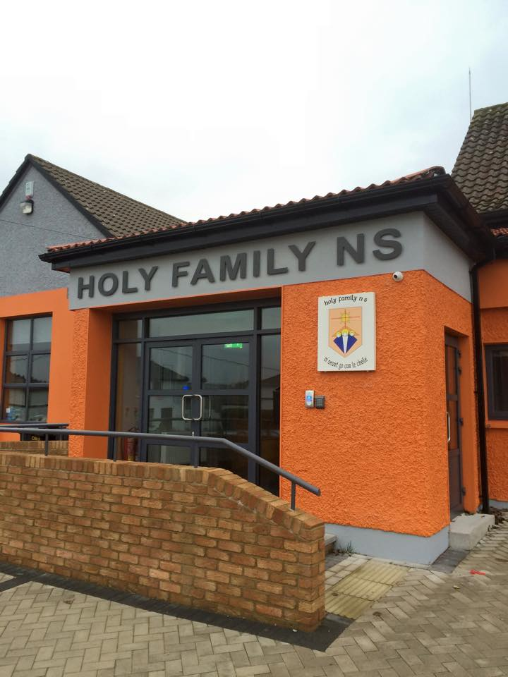Holy Family National School Ballyshannon
