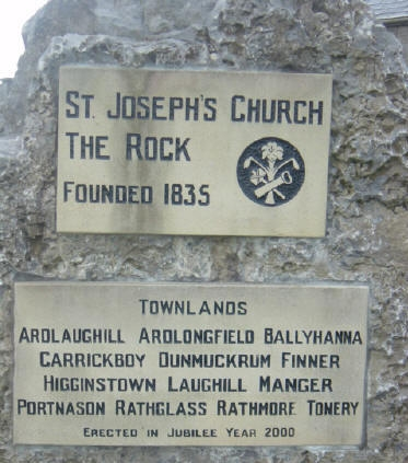 St Joseph's Church Ballyshannon 17