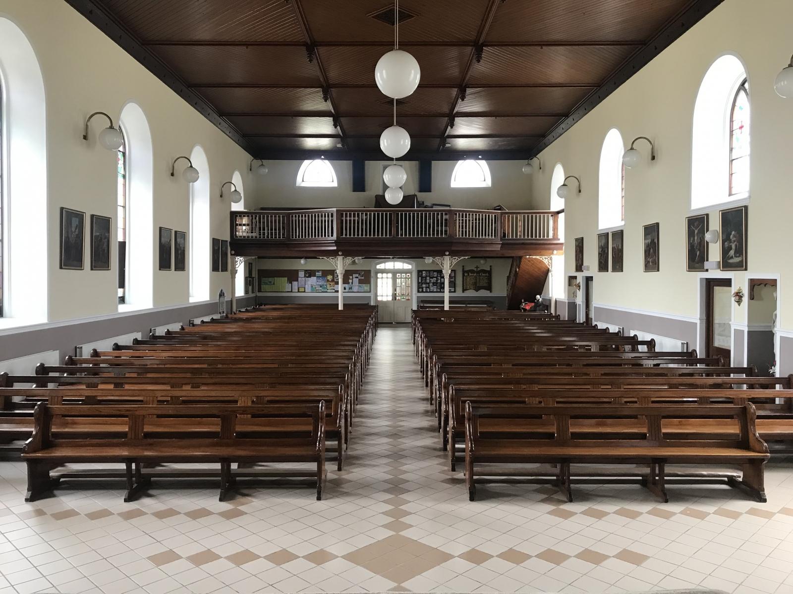 St Joseph's Church Ballyshannon 8