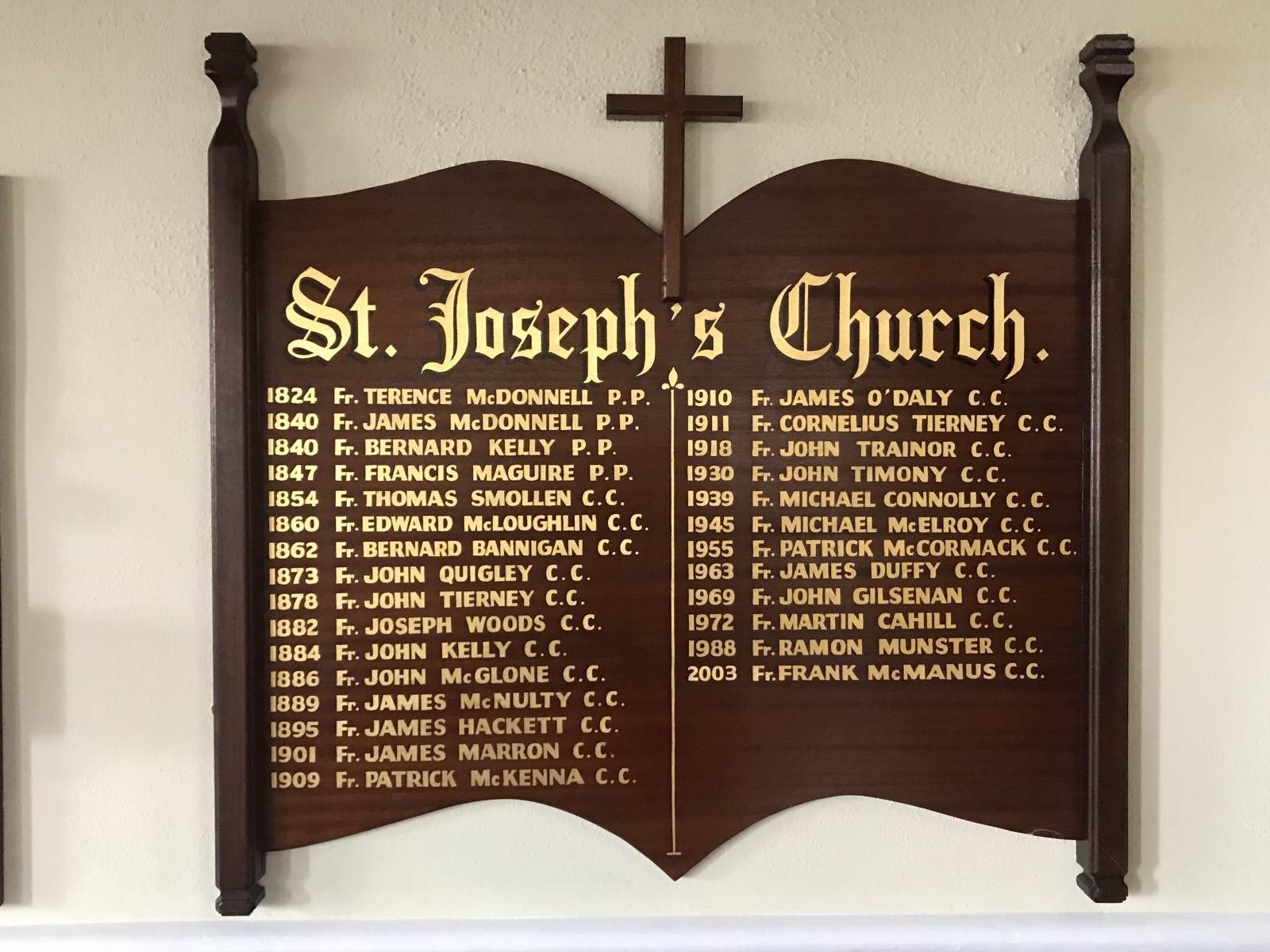 St Joseph's Church Ballyshannon 4