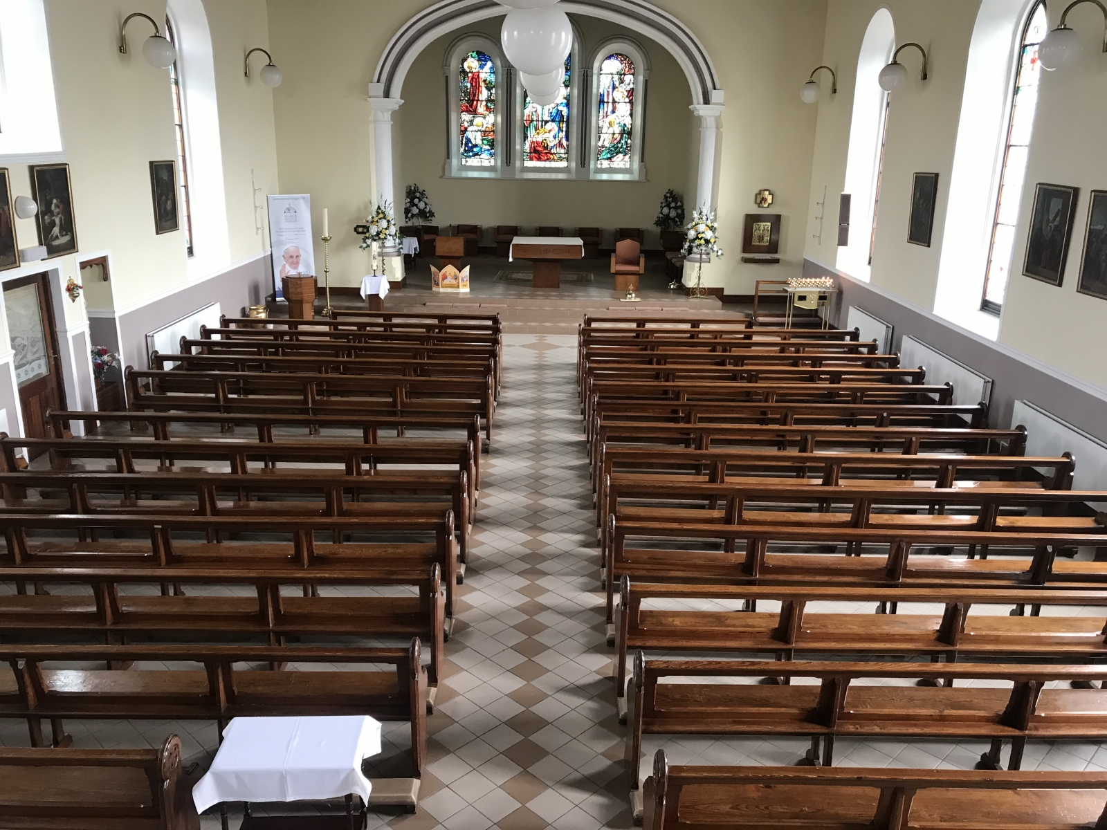 St Joseph's Church Ballyshannon 6