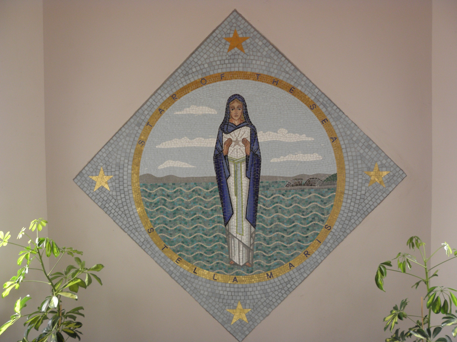 Our Lady Star of the Sea Mosaic