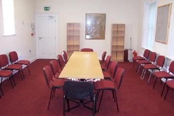 Upper Meeting  Room