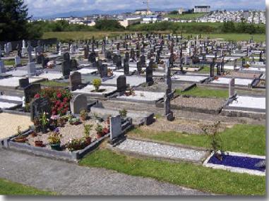 St Ninnids Cemetery Newtown Bundoran