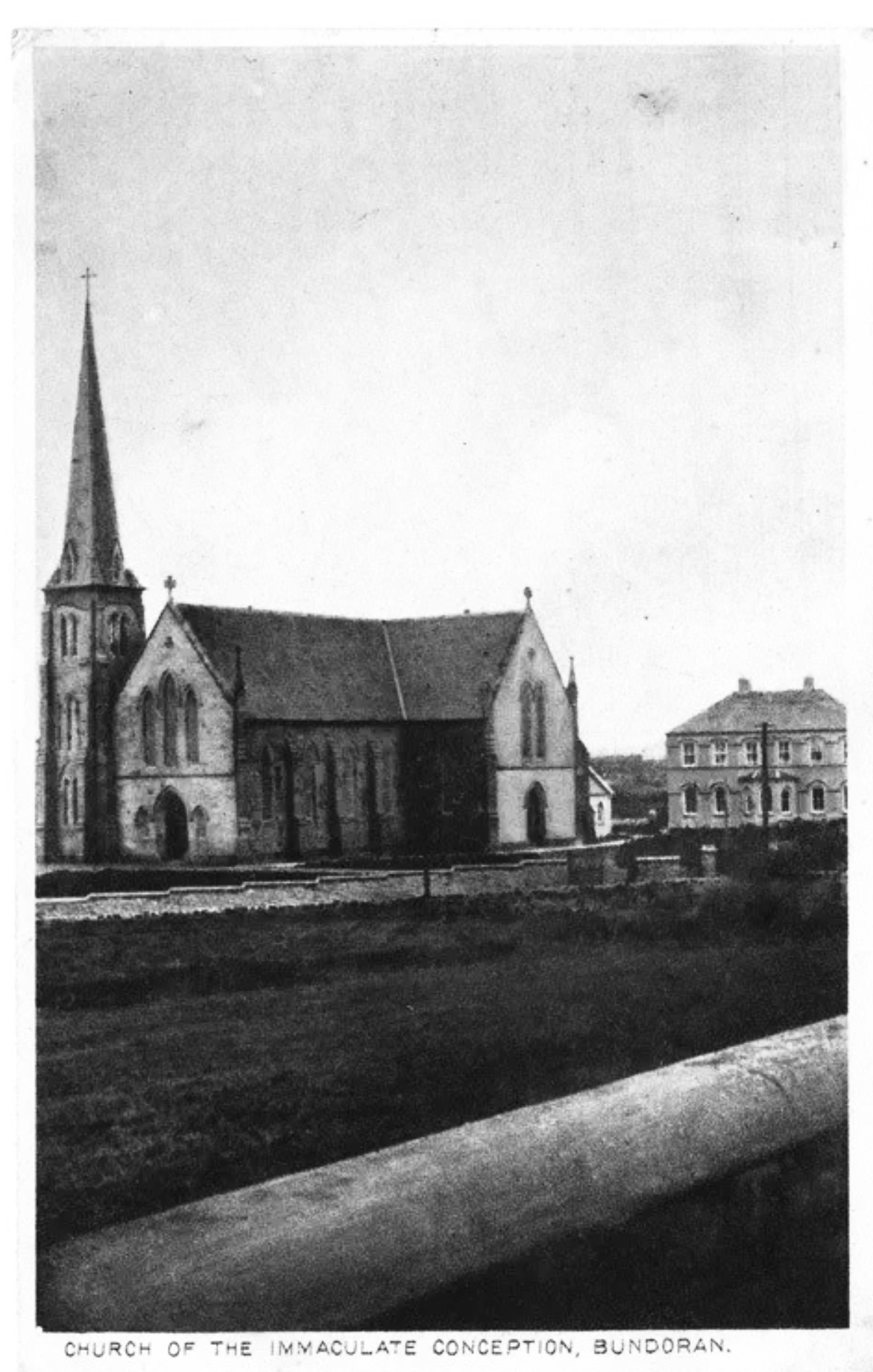 Our Lady Star of the Sea Church Bundoran previously known as St Mary's and Church of the Immaculate Conception