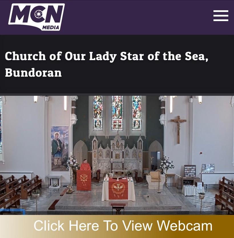 Magh Ene Parish Webcam